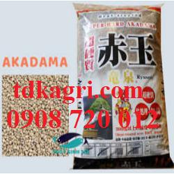Giá thể trồng lan đất nung AKADAMA Nhật Bản 1