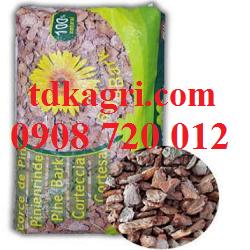 Giá thể trồng lan vỏ thông bồ đào nha 1