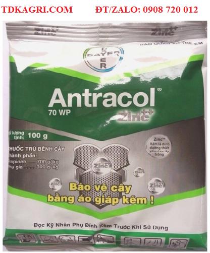 Thuốc cho lan ANTRACOL 70W 2