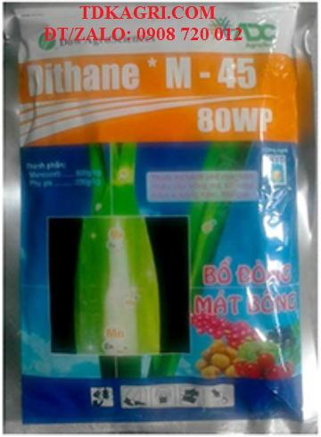 Thuốc trừ nấm bệnh cho lan DITHANE M45 80W